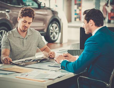 Accompagnement achat de véhicule